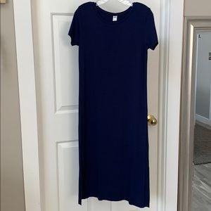 Old Navy Jersey Short Sleeve Shift Dress